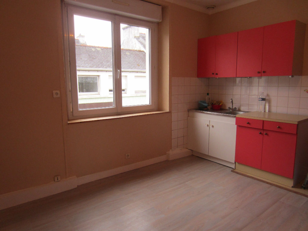 2 APPARTEMENTS Rosporden EXCELLENT RAPPORT LOCATIF