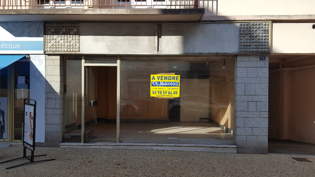 Local commercial 34.45 m²