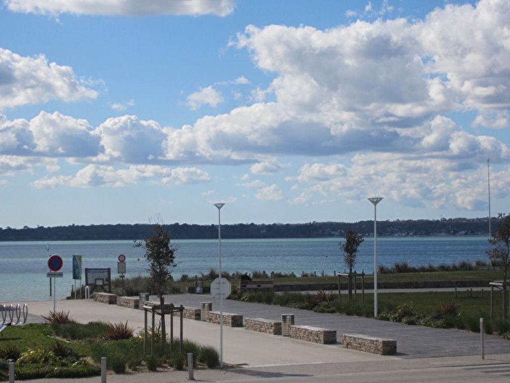 Concarneau, vue mer, piscine, Appartement 3 pièces à la Thalasso