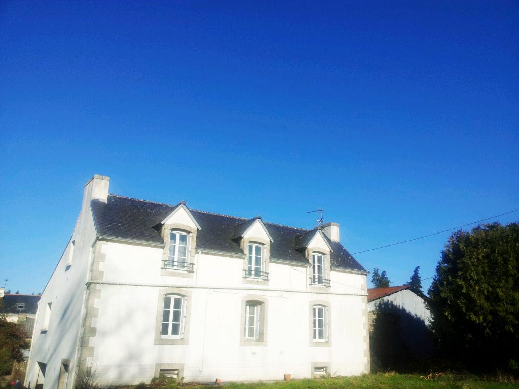 Achat vente maison kernevel maison a vendre kernevel for Achat maison campagne