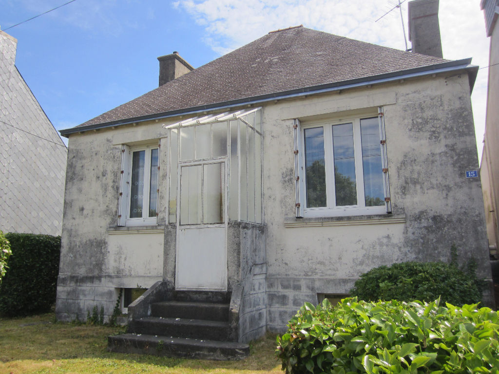 Achat vente maison rosporden maison a vendre for Agence immobiliere achat maison