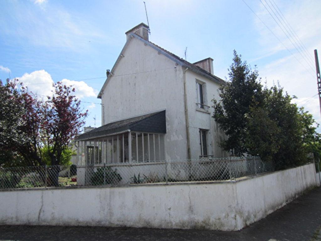 Concarneau, maison de 115 m² à rénover