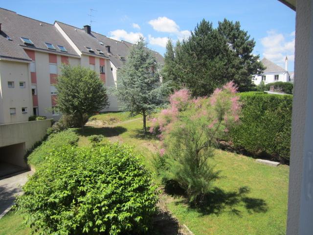 Concarneau, appartement T3 de 81 m² en plein centre, avec garage.