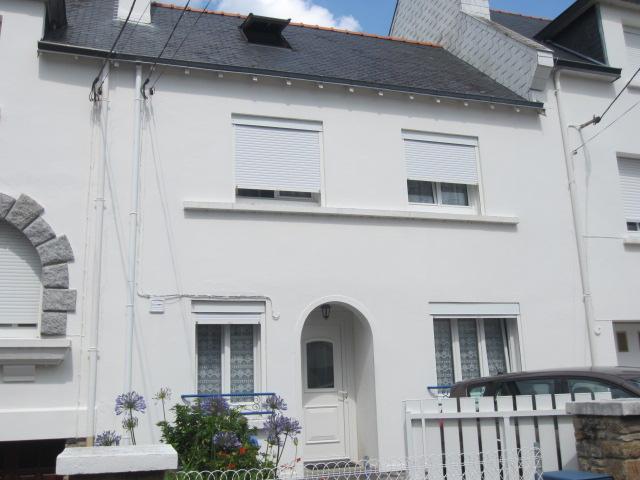 Maison Concarneau 5 pièces dans quartier recherché tout proche sentier côtier