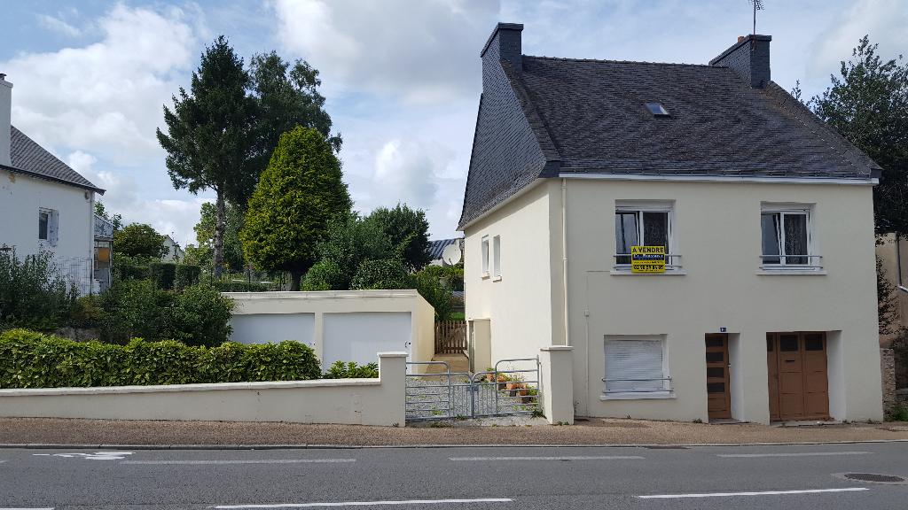 A VOIR RAPIDEMENT ! Maison Rosporden 5 pièces 96 m²