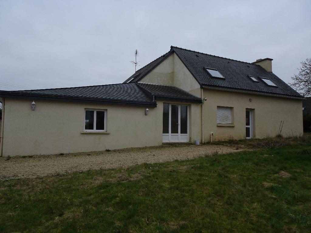 Maison Rosporden 140 m² avec vie de plain pied