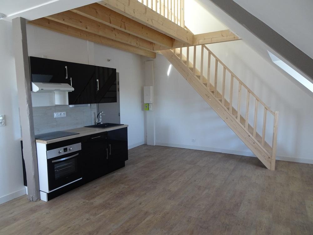 Appartement Concarneau 1 pièce 39.22 m²