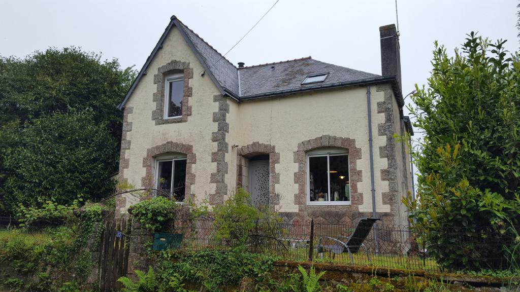 Maison rénovée Bannalec