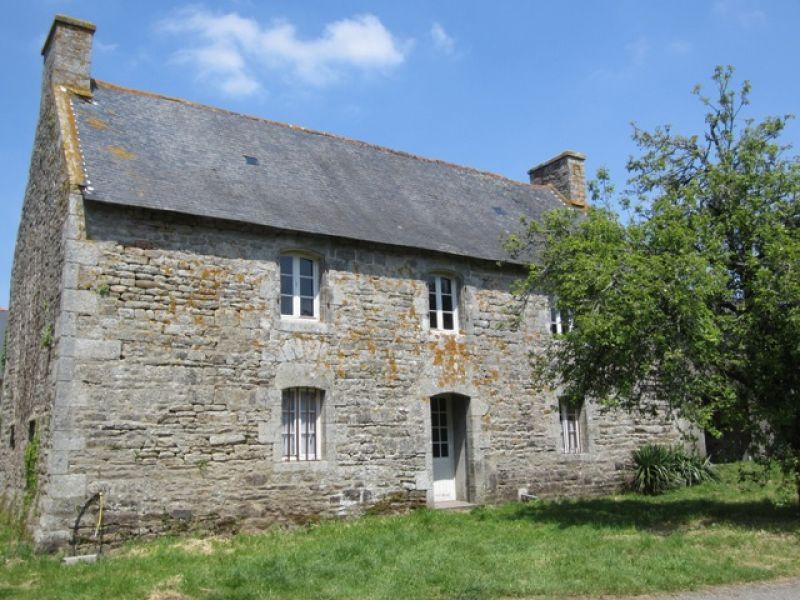 Achat vente maison rosporden maison a vendre for Achat maison concarneau